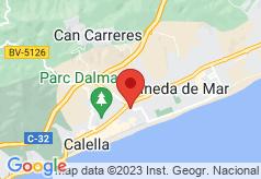 Bonavista on map