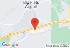 Econo Lodge Elmira on map