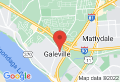 Hampton Inn Syracuse-North (Airport Area) on map