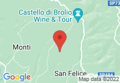 Borgo San Felice on map