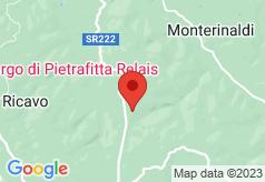 Borgo di Pietrafitta Relais on map