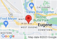 Econo Lodge Eugene on map