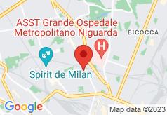 Brivio Hotel Milano on map