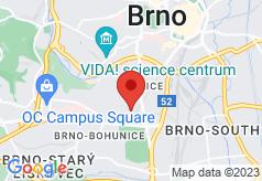 Brno Hotel on map