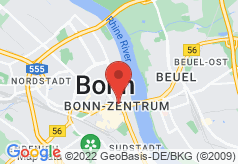 Bonn City Hotel on map