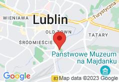Browar Lwow Hotel on map