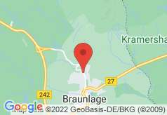 Braunlage Hostel on map