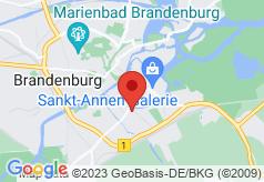 Brandenburg City Hotel-Pension on map