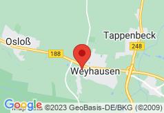 Brauhaus Weyhausen Hotel on map