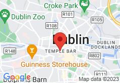 Bridge House Dublin on map