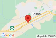 Econo Lodge Edson on map