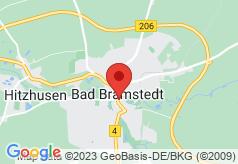 Bramstedter Wappen Hotel on map