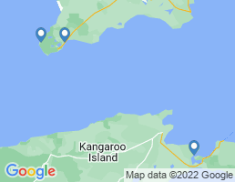 map of fishing charters in South Australia