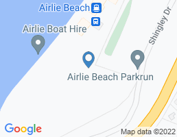 map of fishing charters in Cannonvale