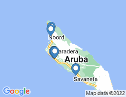 map of fishing charters in Noord