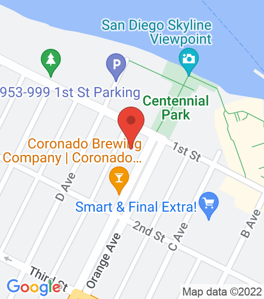116 Orange Ave., Coronado, CA 92118