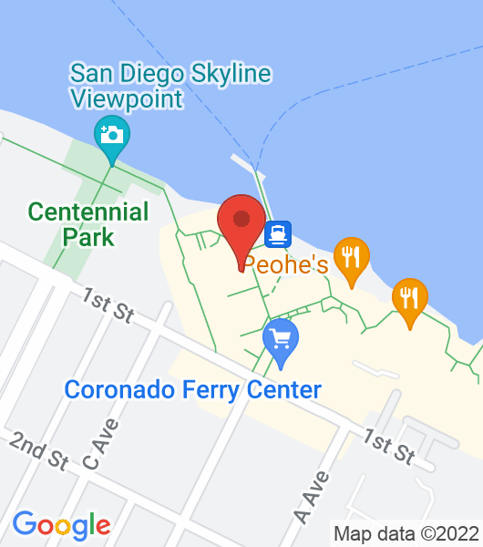 1201 First Street, Suite 111Coronado, CA 92118