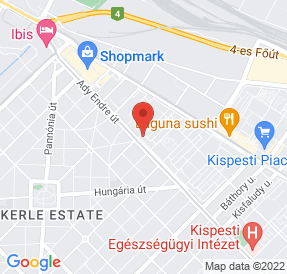 1191 Budapest, Ady Endre út 46. fsz.1.