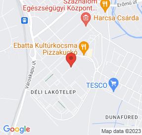 2440 Százhalombatta, Liszt Ferenc sétány 3.