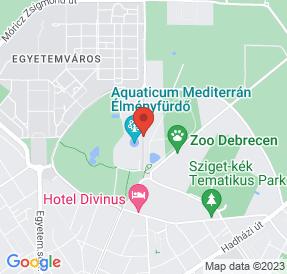 4032 Debrecen, Nagyerdei Park 1 sz.