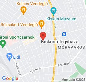 6100 Kiskunfélegyháza, Deák Ferenc u. 5.
