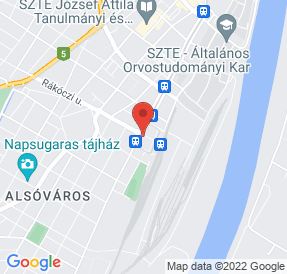 6725 Szeged, Szent Ferenc u. 8.