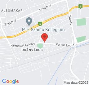 7632 Pécs, dr Veress E. u. 2