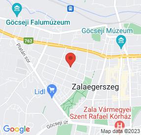 8900 Zalaegerszeg, Jókai u. 14.