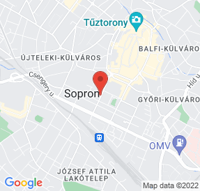 9400 Sopron, Erzsébet utca 6. Iem.