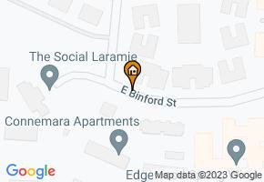 Connemara Apartments map