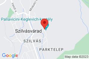 Mapa Hotel La Contessa**** Eger / Szilvásvárad