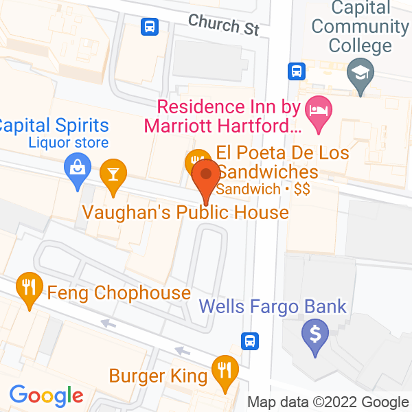 Locations Map