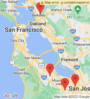 Cupertino Breakout Mentors map