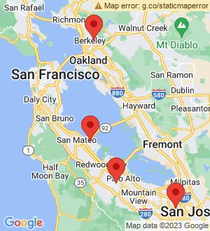 Foster City Breakout Mentors map