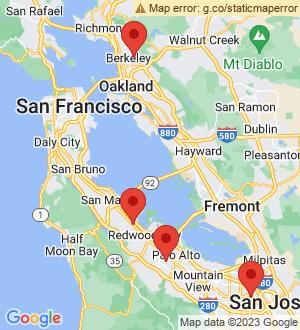 San Carlos Breakout Mentors map