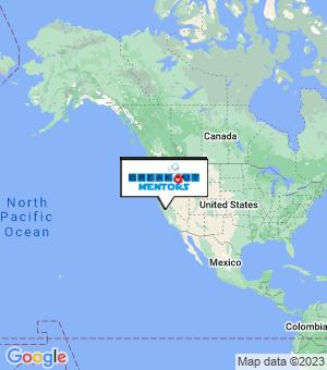 Bay Area Breakout Mentors map