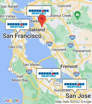Piedmont Breakout Mentors map