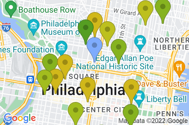Staticmap?size=321x212&scale=2&center=1428 32+callowhill+st&zoom=13&markers=color:blue%7c1428 32+callowhill+st&markers=color:0x559f23%7c39.921497, 75.184669%7c39.953136, 75.208237%7c39.963421, 75.165718&markers=color:0x86b31f%7c39.959126, 75.15609%7c39.939964, 75.161102%7c39.955799, 75.176102%7c39.988384, 75.243118%7c39.944572, 75.15258%7c39.939442, 75.150711%7c39.983112, 75.160652%7c39.968102, 75.143204&markers=color:0xa3be1e%7c39.945335, 75.115723%7c39.934181, 75.165619%7c39.945034, 75.168671%7c39.95224, 75.177658&markers=color:0xbdc01d%7c39.925114, 75.106422%7c39.967682, 75.148247%7c39.917973, 75.171455%7c39.963013, 75.159355%7c39.928093, 75.186714%7c39.915146, 75.163124%7c39.918846, 75.168221%7c39.93, 75.156364%7c39.939476, 75.165573&markers=color:0xd2b81a%7c39.957539, 75.085762%7c39.923698, 75.095337%7c39.895092, 75.12133%7c39.946583, 75.117455%7c39.939331, 75.119652%7c39.952446, 75.174431%7c40.005596, 75.093964%7c39.955704, 75.171715%7c39.950607, 75.165108%7c39.956985, 75.20565%7c39.965099, 75.163063%7c39.998222, 75.10186%7c39.964718, 75.215904%7c39.914818, 75.163521%7c39.950172, 75.152443%7c40.012329, 75.111481%7c39.98645, 75.242119%7c39.979874, 75.165405%7c40.011448, 75.150368%7c39.934635, 75.163383%7c39.918755, 75.150932%7c40.022587, 75.206902%7c39.972492, 75.130318%7c39.993961, 75.114693%7c39.985607, 75.097206%7c39.973804, 75