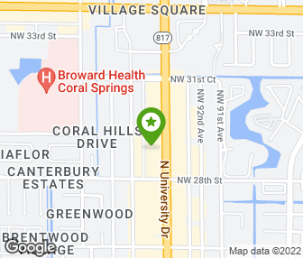 Map Of Florida Showing Coral Springs.Massage Envy Coral Springs Coral Springs Fl Groupon