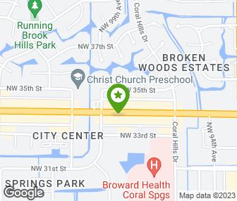 Sheridan Eye Care Coral Springs FL