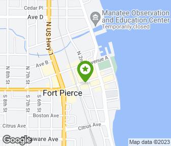 The Cake Lady Fort Pierce FL Groupon - Fort pierce florida map