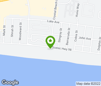 Explore Nearby The Crystal Beach Fitness Studio
