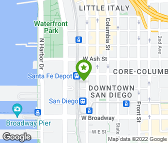 Little Italy San Diego Map.Core 40 Little Italy San Diego Ca Groupon