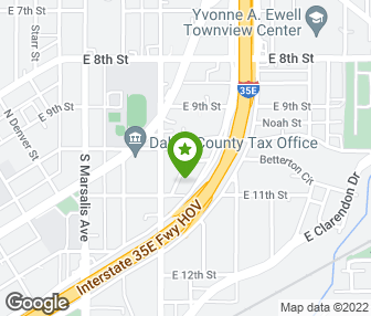 Driversselect In Dallas Map