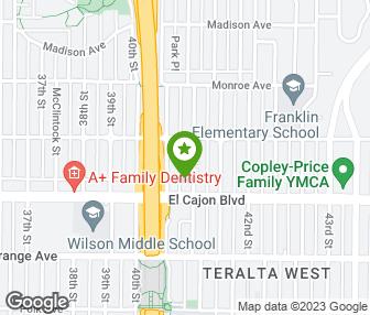Explore Nearby Mid City Dental