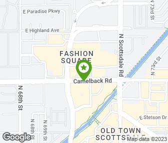 Nordstrom Scottsdale Fashion Square Scottsdale AZ Groupon - Scottsdale fashion square map