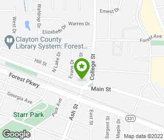 Forest park army navy store forest park ga groupon map sciox Choice Image