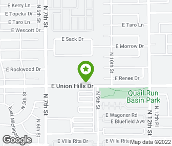 Explore Nearby Union Hills Family Dental
