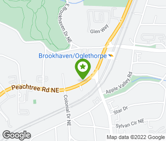 Thrive Fitness Brookhaven GA Groupon - Brookhaven ga on us map