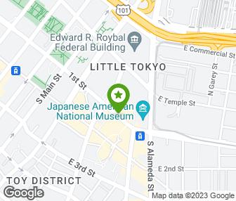 Explore Nearby Miyako Hotel Los Angeles